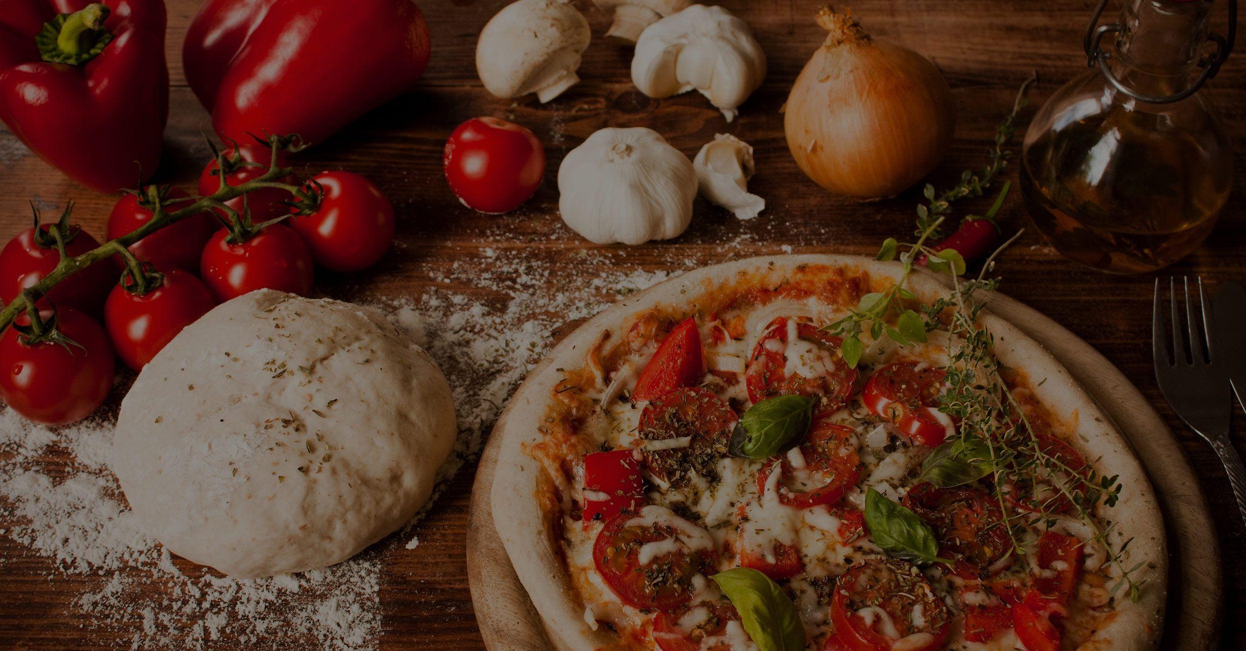 Cenario's Pizza Of Davis Banner